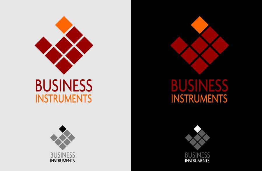 Penyertaan Peraduan #37 untuk Logo Design for Business Instruments