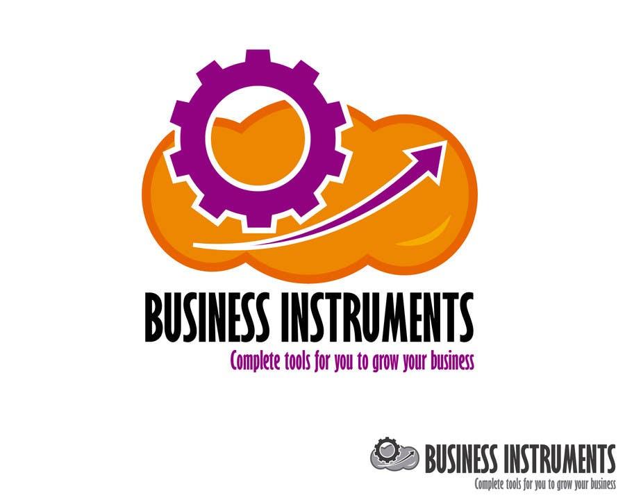 Kilpailutyö #113 kilpailussa Logo Design for Business Instruments
