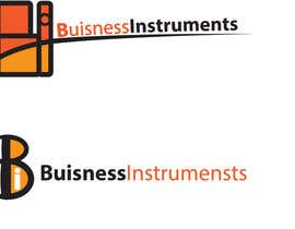 #129 untuk Logo Design for Business Instruments oleh sinke002e
