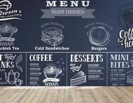 #68 untuk wall paper design for my coffee shop and beakry oleh AmmarSabeer