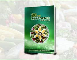 """#25 для create an ebook cover design for my """"28 Day Ketogenic Meal Plan"""" in 3D от SK813"""