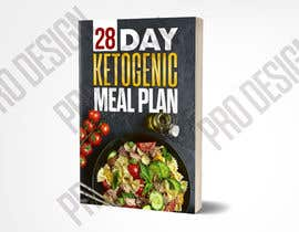 """#5 для create an ebook cover design for my """"28 Day Ketogenic Meal Plan"""" in 3D от MUsmanAshraf123"""