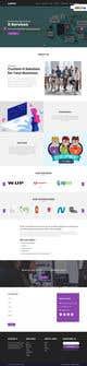Konkurrenceindlæg #47 billede for Simple IT website deisgn