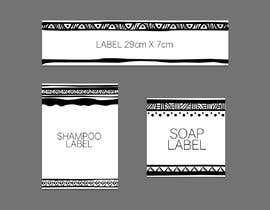 #8 for Design and create African inspired packaging labels by adelheid574803