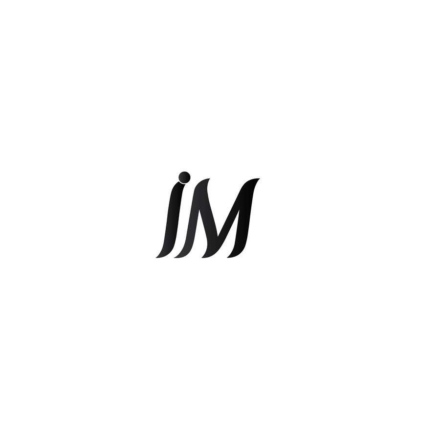 Entry #2 by rmyouness for logo for the word 'IM' - 19/07/2019 13 ...