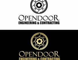 Nro 25 kilpailuun logo ( open door   Engineering and Contracting) käyttäjältä kenko99