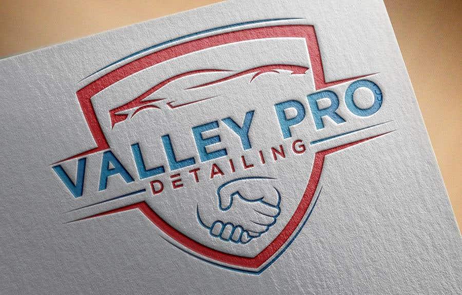 Kilpailutyö #14 kilpailussa Create me a logo for a Luxury Auto detailing Company