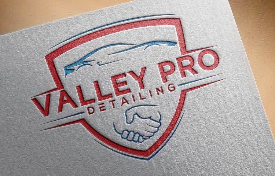 Kilpailutyö #49 kilpailussa Create me a logo for a Luxury Auto detailing Company