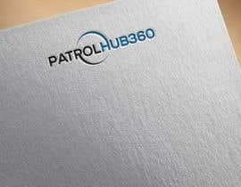 Nro 11 kilpailuun I want a simple design for PatrolHub360.  I want a solid white color version and a light blue version käyttäjältä Showrovofficial