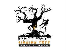 #261 for logo of a scary dead tree and a arborist on it af alinhd