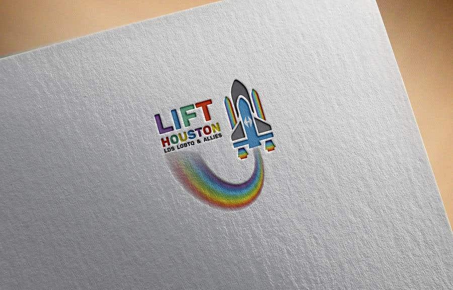 Kilpailutyö #197 kilpailussa Create me a logo for an LGBTQ support group
