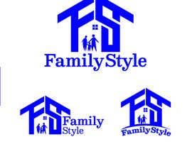#441 untuk FamilyStyle Logo oleh MDAzimul