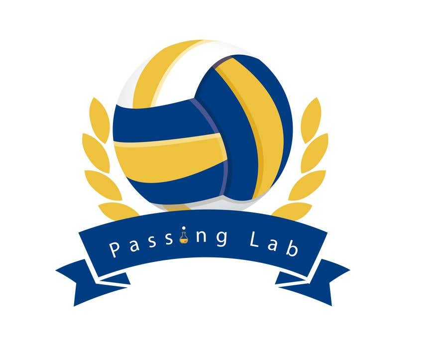Entry 111 By Mesbah392 For Need A Volleyball Logo Freelancer