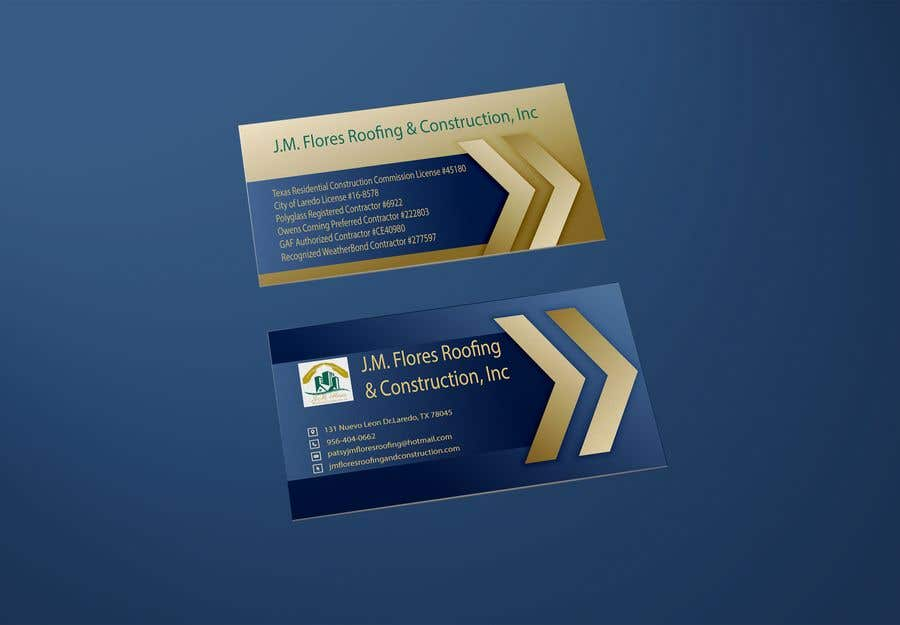 Contest Entry #247 for Graphic Design Business Card - Vertical or Horizontal Samples