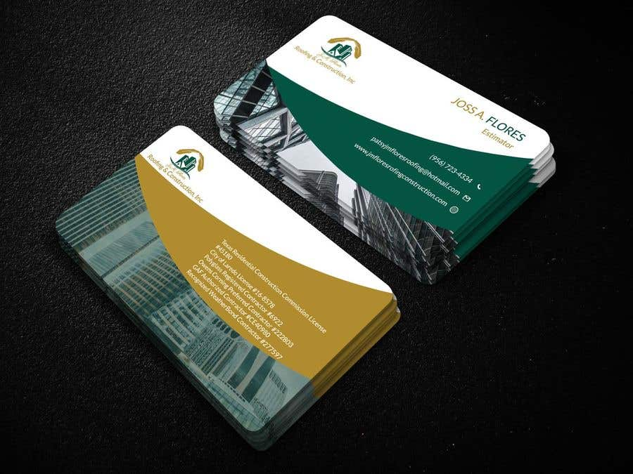 Contest Entry #236 for Graphic Design Business Card - Vertical or Horizontal Samples