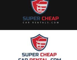 "Sammk3 tarafından Logo """"""  SuperCheapCarRentals com """""" için no 41"