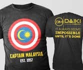 Proposition n° 170 du concours Graphic Design pour Creative Round Neck Design T-shirt to sell ( Malaysian )