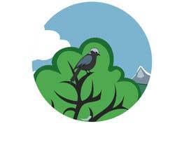 #29 para 3 images bird on a tree por LiberteTete