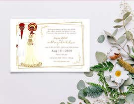 #34 for Invitation Card Design af lunaticscreative