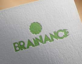 #2 untuk Design a Logo for brainance oleh haarikaran