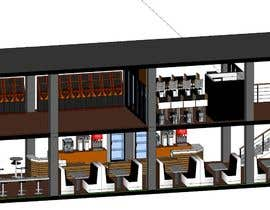 #5 for Internet Cafe Baccarat Game Online Interior & Exterior 3D Rendering Design by arqjose8