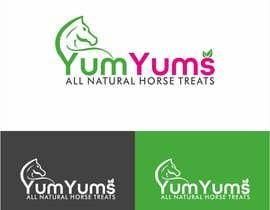 #143 cho Yum Yum - All Natural Horse Treats bởi AntonLevenets