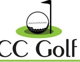 #165 для Design a logo for CC Golf от darkavdark
