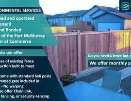 #9 для Facebook add for building fences - Canada - от msa587fd7701e481