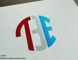 #50 for Logo with word: T3E using the following colors: white, red, light blue by nilufarlizu