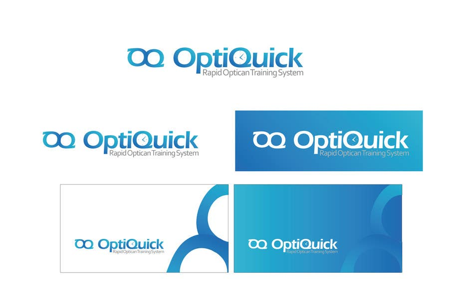 Contest Entry #13 for Logo Design for OptiQuick - Rapid Optician Training System