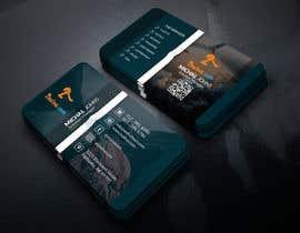 Nro 28 kilpailuun Business card for travel services  company käyttäjältä designermahfuz