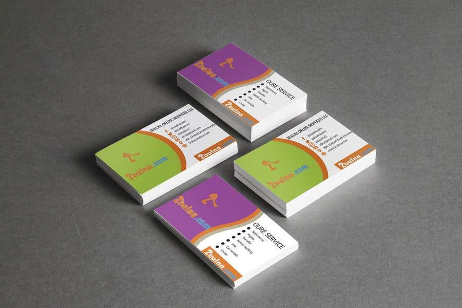 Kilpailutyö #31 kilpailussa Business card for travel services  company