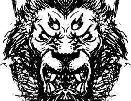 Nro 103 kilpailuun Evil cartoon silhouette käyttäjältä marcokap