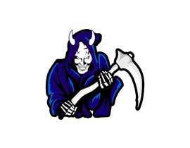 Nro 76 kilpailuun Evil cartoon silhouette käyttäjältä sunny005