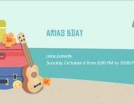 #38 for 1st bday invite by annyes23