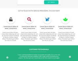 #30 untuk Design the layout of a business consultancy website oleh afifn