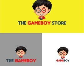 kasfimaj tarafından Logo Design Game Boy Related için no 53