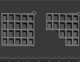 #5 untuk Design 3D models for keychains oleh kvinke