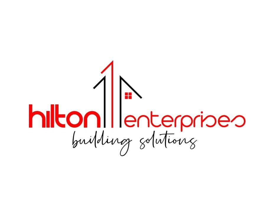 Kilpailutyö #527 kilpailussa Business logo for building company
