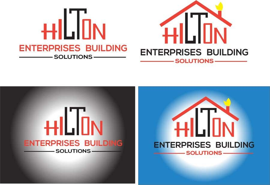 Kilpailutyö #1013 kilpailussa Business logo for building company