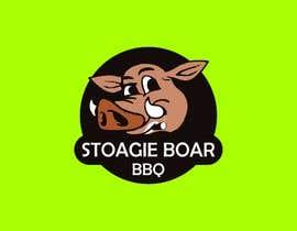 Nro 70 kilpailuun Stoagie Boar BBQ - Logo käyttäjältä adspot