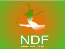 nº 66 pour Logo Design for National Dance Festival par anjaliom