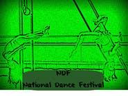 Bài tham dự #19 về Graphic Design cho cuộc thi Logo Design for National Dance Festival