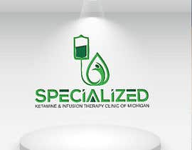 #89 untuk Design logo for my medical clinic oleh jewelrana711111
