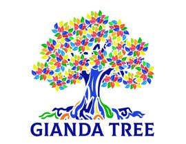 #169 для Logo/Sign - GIANDA TREE от pratikshakawle17