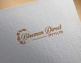 Nro 45 kilpailuun Design a logo for a flower business, Bloemen22.07.19 käyttäjältä kamrunn115