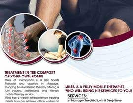 #44 for Flyer needed for therapy/massage business. High quality design and print clear. by maidang34