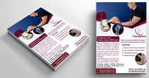 Graphic Design Contest Entry #65 for Flyer needed for therapy/massage business. High quality design and print clear.
