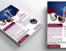 Nro 66 kilpailuun Flyer needed for therapy/massage business. High quality design and print clear. käyttäjältä hsabbir520