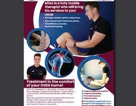 Nro 48 kilpailuun Flyer needed for therapy/massage business. High quality design and print clear. käyttäjältä saifulalamtxt